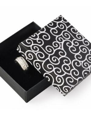 Dárková krabička na soupravu šperků - ELEGANTNÍ -